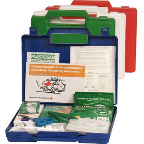 cassetta pronto soccorso 626 kit pronto soccorso valigetta 626 trix 23x17x45cm per