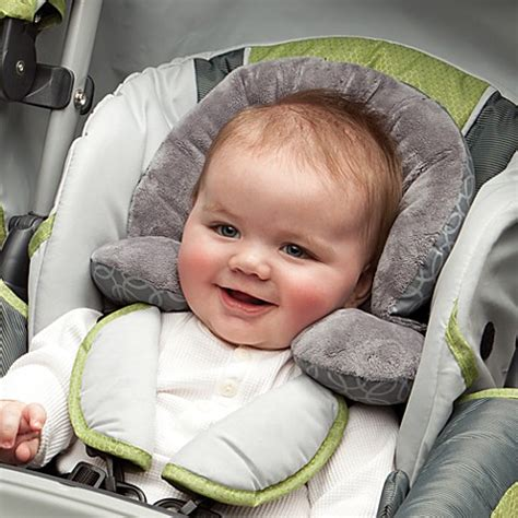 infant car seat support boppy 174 infant and toddler support buybuy baby