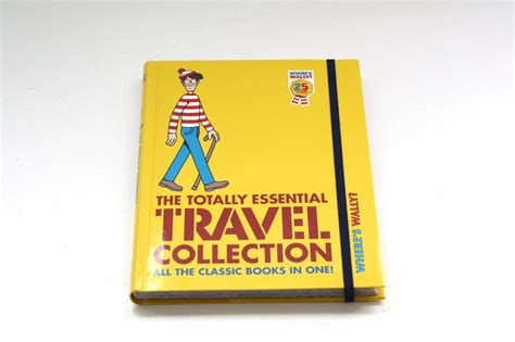Travel Giveaways - giveaway win wheres wally costume and anniversary travel collection book