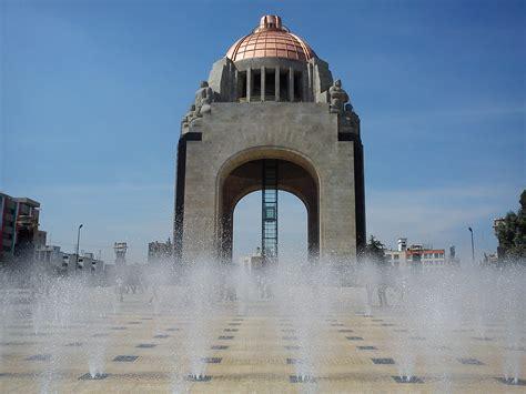 imagenes del monumento ala revolucion mexicana monumento a la revoluci 243 n vida de peat 243 n
