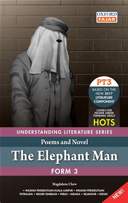 the elephant man oxford 0194237435 the elephant man form 3 oxford fajar resources for schools higher education