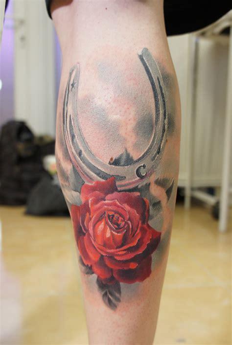 horseshoe rose by grimmy3d on deviantart