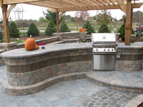 built in grills bars firetables pits and other