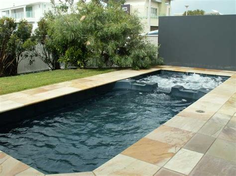 pool and spa designs getting quotes for a swim spa