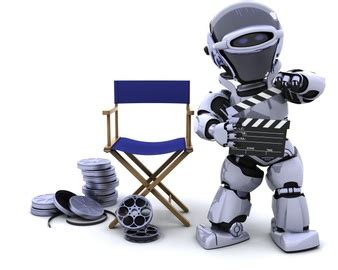 robot film director name popcorn vectors photos and psd files free download