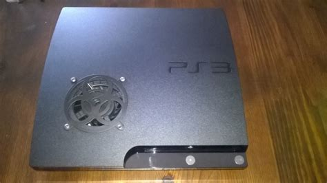 ps3 console mods modding ps3 slim cooling mod migliorare raffreddamento