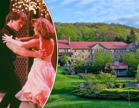 kellermans in dirty dancing iconic movie hotels you can actually stay in pictures
