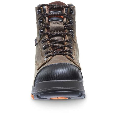 Comfortable Lightweight Work Boots by Wolverine S Blade Lx Waterproof 6 Quot Composite Toe Work