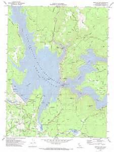 oroville dam topographic map ca usgs topo 39121e4