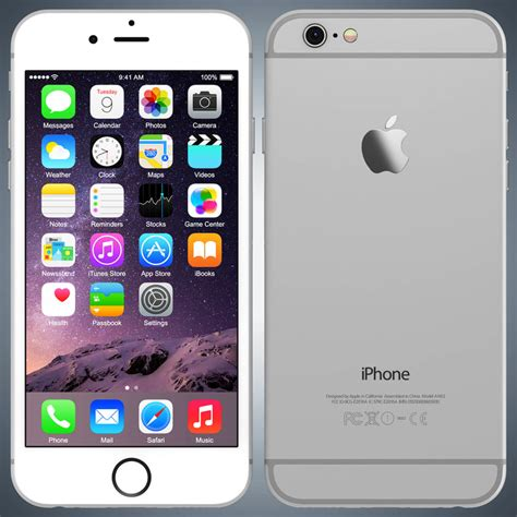 Chasing Iphone 6 Model Iphone 7 Gold apple iphone 6 silver 3d model