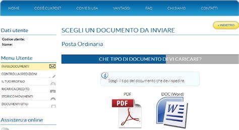 lettere raccomandate lettera raccomandata e telegramma on line clickpost