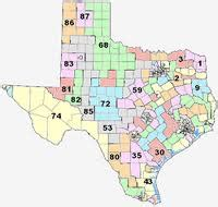 texas state house district map texas primaries may be as far away as may texas redistricting debacle ellis county times