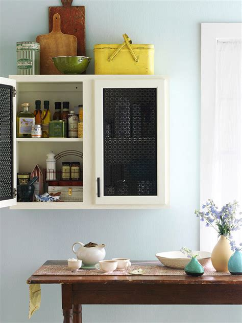 Rachael Ray Kitchen Makeover Sweepstakes - kitchen cabinet makeover metal inserts