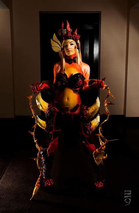 league of legends wildfire zyra danielle beaulieu wildfire zyra cosplay league of legends