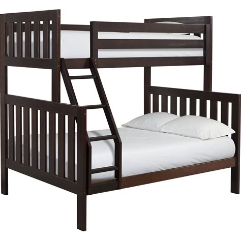 Bunk Bed With Loft Bunk Beds Walmart