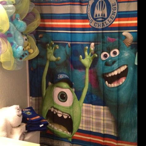 monsters in the bathroom almost done with my monsters inc bathroom i