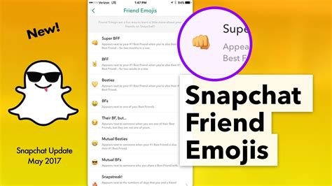 friends emoji how to change snapchat friend emojis youtube