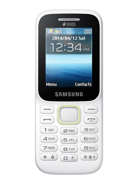 Samsung Sm B310e Price Samsung Guru Music2 Duos Sm B310e White Price In India