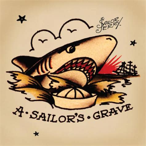 sailor jerry shark tattoo sailor jerry rum wants to give you a free drink