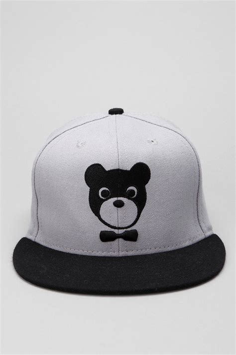 big outfitters outfitters profound aesthetic big snapback hat in gray for lyst
