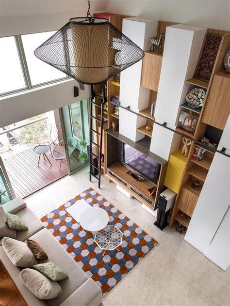 interior designers  check  high ceiling living