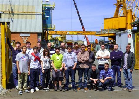 empresa vicinay cadenas visita a cadenas vicinay cfgs1b