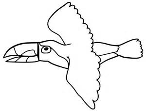 flying bird coloring pages getcoloringpages