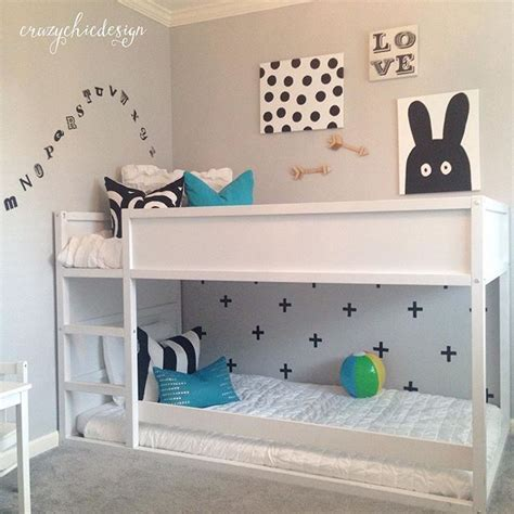 bunk beds for kids ikea 35 cool ikea kura beds ideas for your kids rooms digsdigs