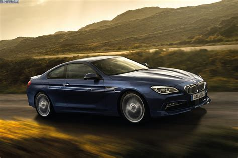 Bmw 1er Coupe Alpina by Bmw Alpina B6 Biturbo 2016 Volle 600 Ps F 252 R Coup 233 Cabrio