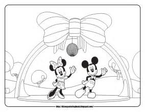 mickey mouse clubhouse coloring pages disney coloring pages and sheets for mickey mouse