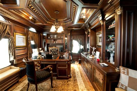 elegant home office elegant home office traditional home office other