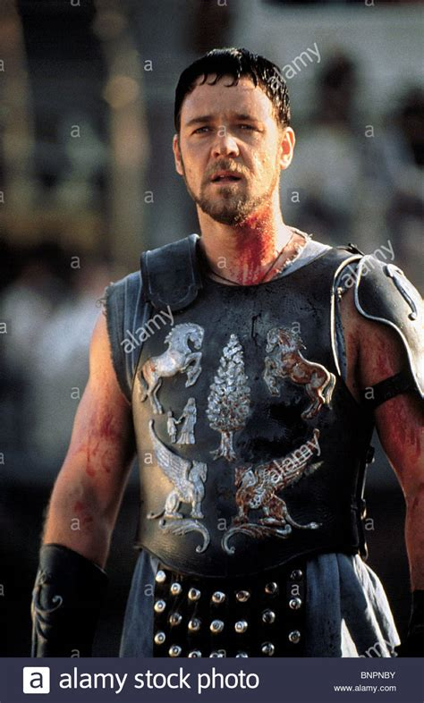 film gladiator maximus complet en francais russell crowe gladiator 2000 stock photo 30617887 alamy