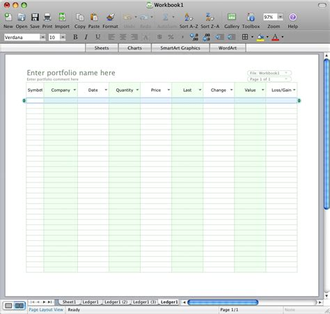 ledger layout excel excel powerpoint the other office microsoft office