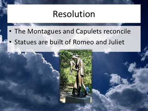 themes and resolution in romeo and juliet part 8 romeo and juliet parts of plot overview