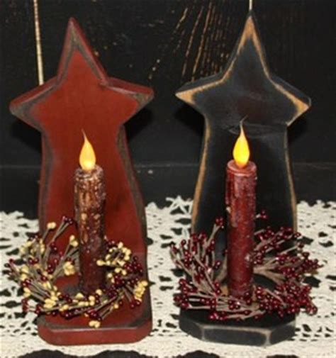 48 best primitive holiday crafts and decorations