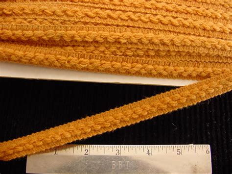 upholstery fabric trim decorative braid trim made in italy vintage braided