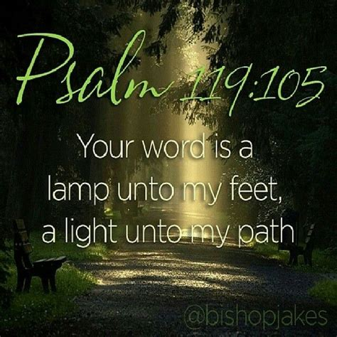 Psalm 119 Thy Word Is A L by Psalm 119 105 Thy Word Is A L Unto And A