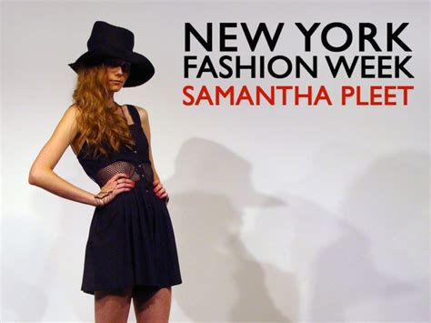 New York Fashion Week Goes Green Hippyshopper by Bahar Greta Ecouterre