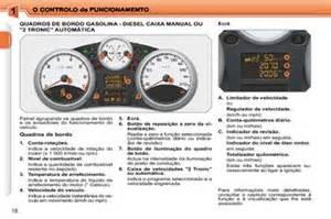 Peugeot 207 Owners Manual Pdf 2010 Peugeot 207 Manual Do Propriet 225 In Portuguese