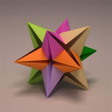 3d Easy Origami - origami 3d max