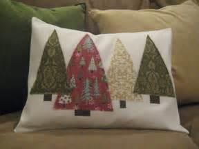 inspired honey bee sew tree pillows