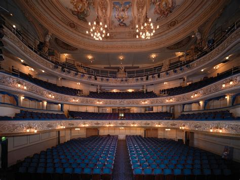 Having A House Built by History Of The Grand Theatre Blackpool