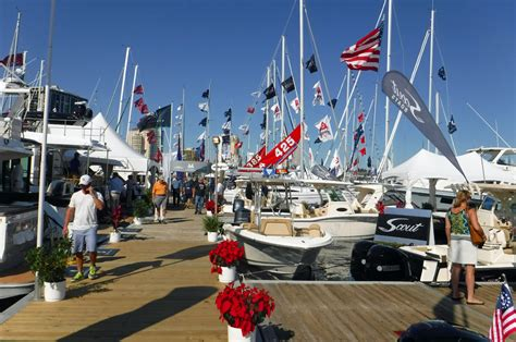 st pete boat show shopping car towing parades and boat shows life is a