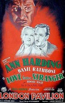 Film Love From A Stranger | love from a stranger 1937 film wikipedia