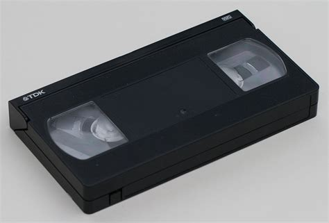vhs cassette vhs wiktionary