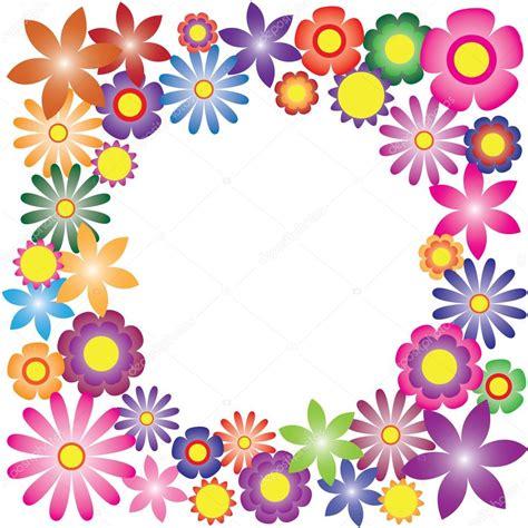 imagenes de flores vector vector de flores de colores para el fondo archivo