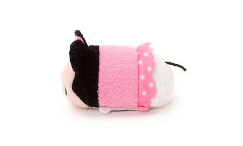 Pink Tsum Tsum Ufufy Daster minnie pink dress tsum tsum mini my tsum tsum