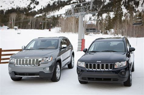 Jeep Compass Vs Patriot 2011 Jeep Compass Limited Drive Photo Gallery
