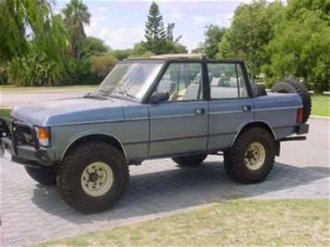 convertible land rover discovery range rover convertible land rover forums land rover