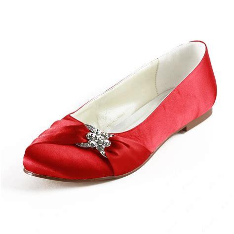 flat shoes with heels fashion flat heels toe wedding bridal shoes